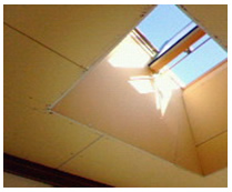 画像は『改換天心』のために設けた天窓