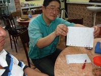 28 劉老師主催の歓迎会にて
