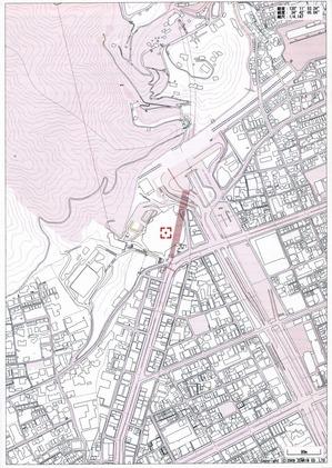 ANAクラウンズプラザホテル神戸周辺地図