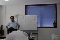 2010.9.19 講義休憩中