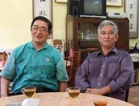 28 劉老師とウメサン3