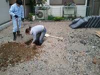 ~I邸の敷地における磁場改善工事を行いました~