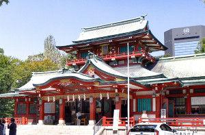 富岡八幡宮殺傷事件を風水学的に考察