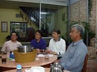 29 劉老師主催の歓迎会2日目